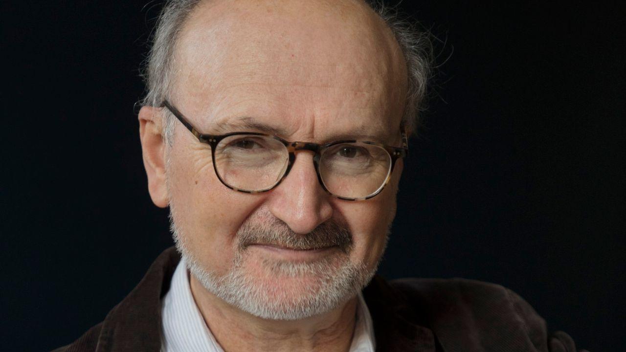 L'écrivain français Eric Fottorino en 2020.  [Francesca Mantovani  - Editions Gallimard]
