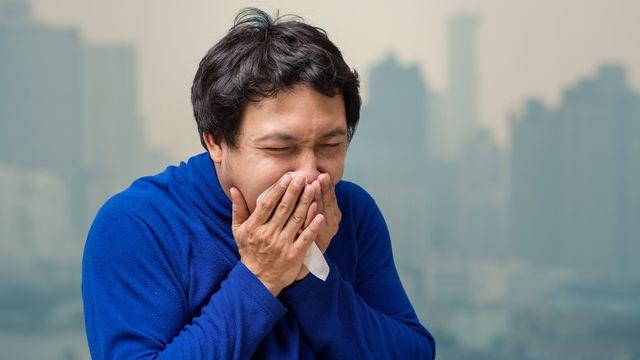 La pollution affecte les bronches et les poumons. Tzido Depositphotos [Tzido - Depositphotos]