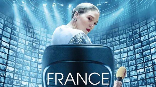 """L'affiche du film """"France"""", de Bruno Dumont"""