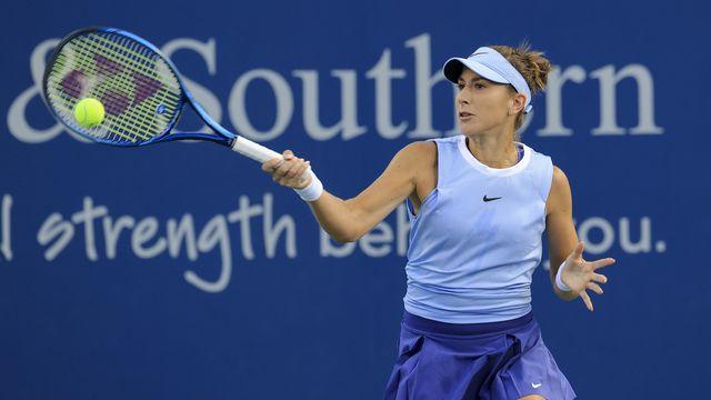 Belinda Bencic aura un rôle à jouer dans cet US Open. [Aaron Doster - Keystone]