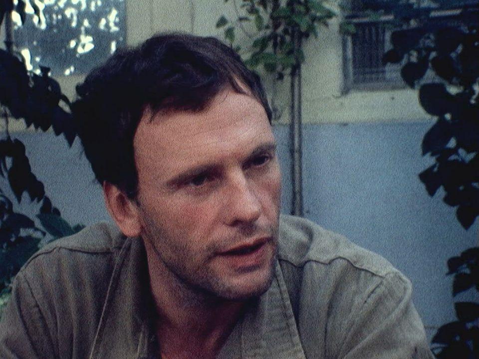 Jean-Louis Trintignant sur le tournage de L'escapade [RTS]