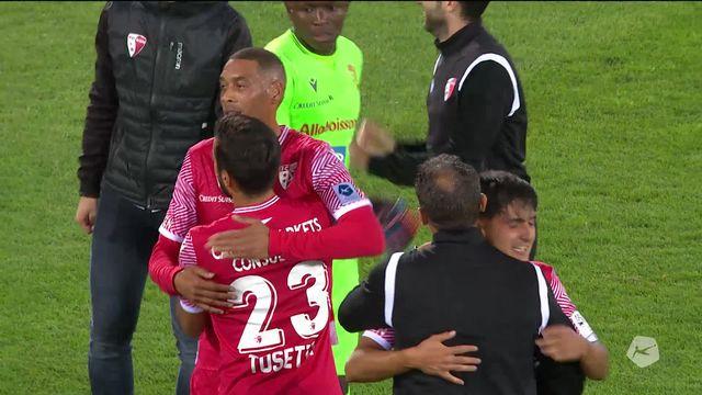 5e journée, Sion – Lugano (3-2): les Sédunois s'imposent au terme d'un match complètement fou ! [RTS]