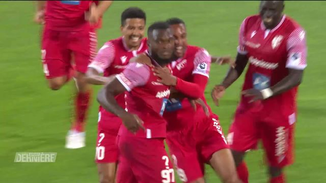 Super League, 5e journée: Sion – Lugano (3-2) [RTS]