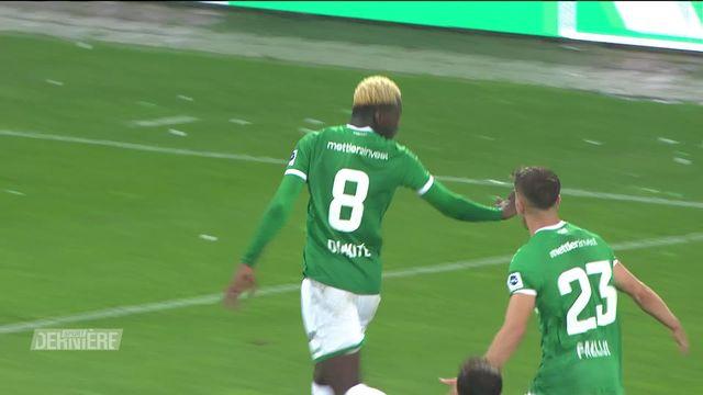 Super League, 5e journée: St-Gall - Zurich (3-3) [RTS]