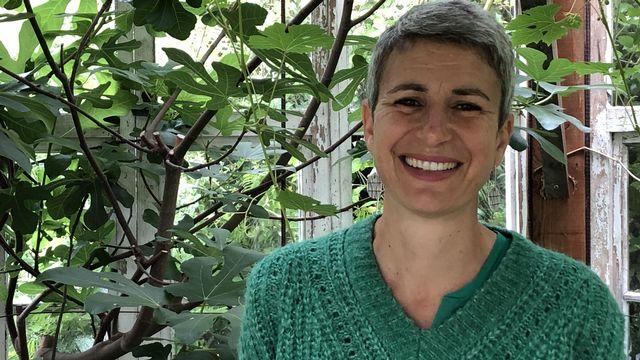 Marion Muller-Colard, théologienne protestante. [Gabrielle Desarzens - RTS religion]