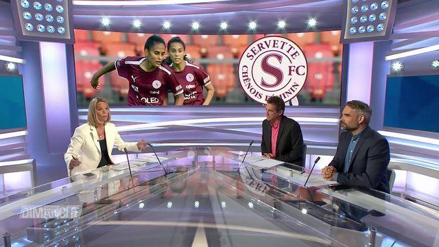 Football - Servette Chênois [RTS]