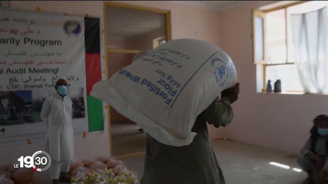 La situation humanitaire en Afghanistan pousse la population au bord de l'asphyxie [RTS]