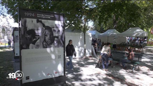 Médecins sans Frontières fête ses 50 ans cette année [RTS]