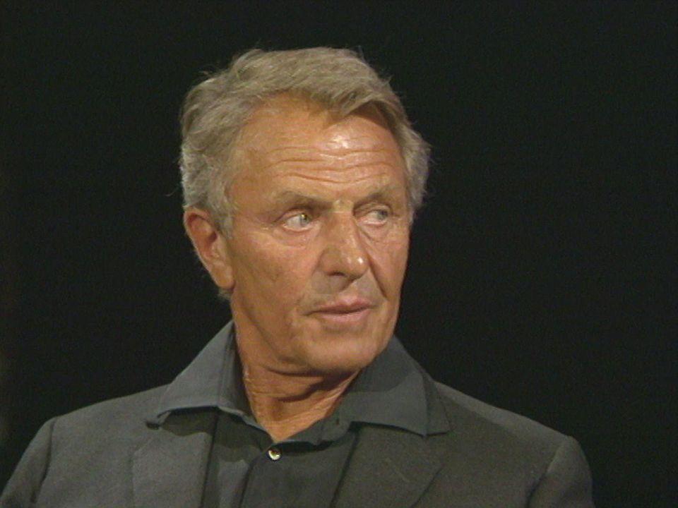 L'acteur Heinz Bennent évoque la figure de Michel Soutter [RTS]
