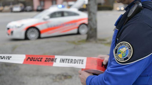 Une intervention de police a eu lieu lundi en gare de Morges (photo d'illustration). [Laurent Gillieron - Keystone]