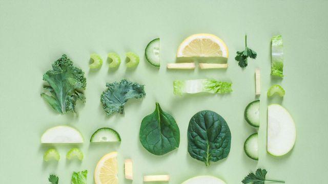Composition d'aliments sains. [Dose Juice - Unsplash]