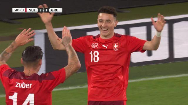 Suisse – Grèce (2-1): Murat Yakin débute par une victoire [RTS]