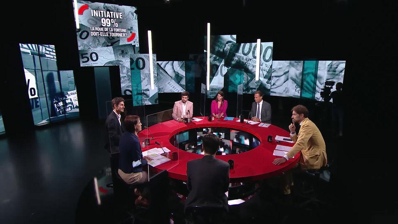 Initiative 99%, la roue de la fortune doit-elle tourner? [RTS]