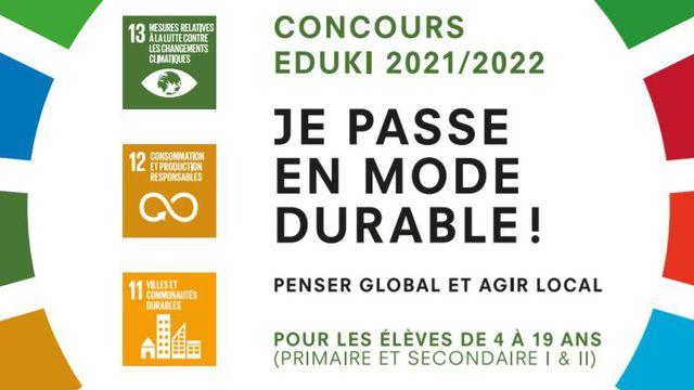 Le concours pour les élèves d'Eduki. [Fondation Eduki - eduki.ch]