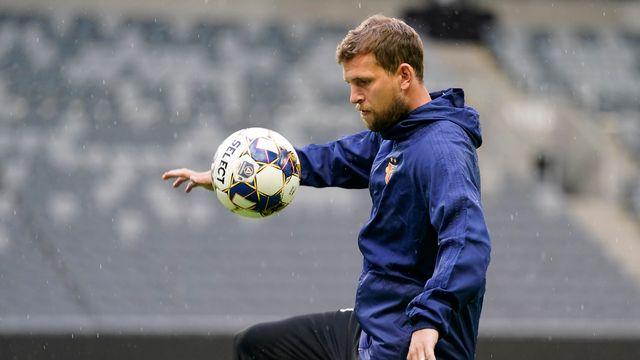 Fabian Frei retrouve l'équipe nationale après trois ans d'absence. [Claudio Thoma - Freshfocus]