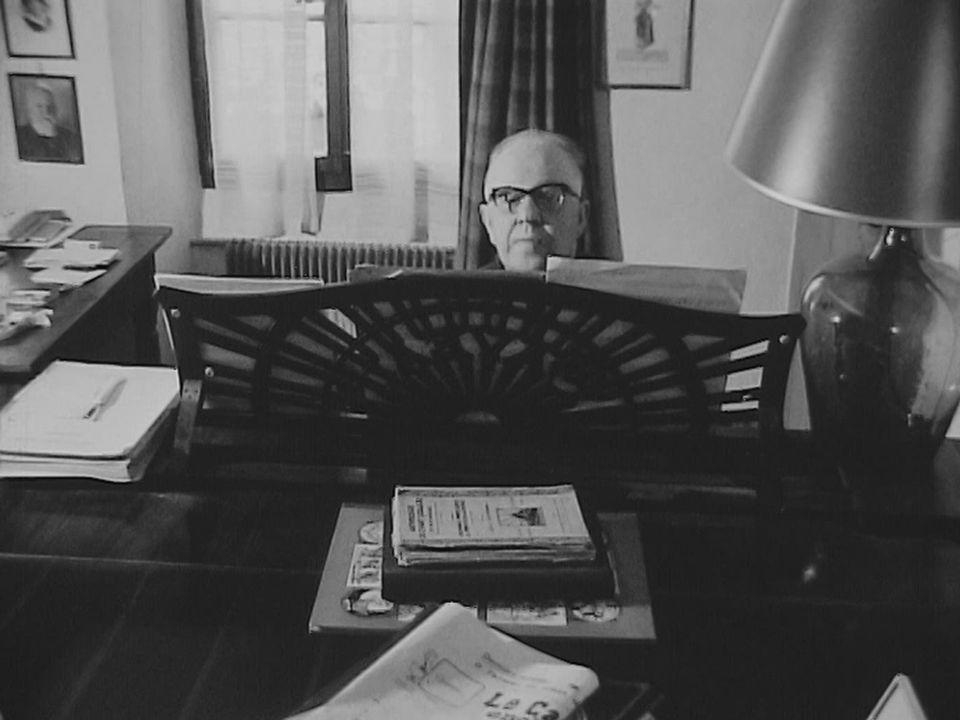 Portrait de Jean Villard Gilles (extrait) [RTS]
