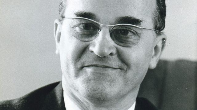 André Dumas, un théologien précurseur. [© Réforme, archives]