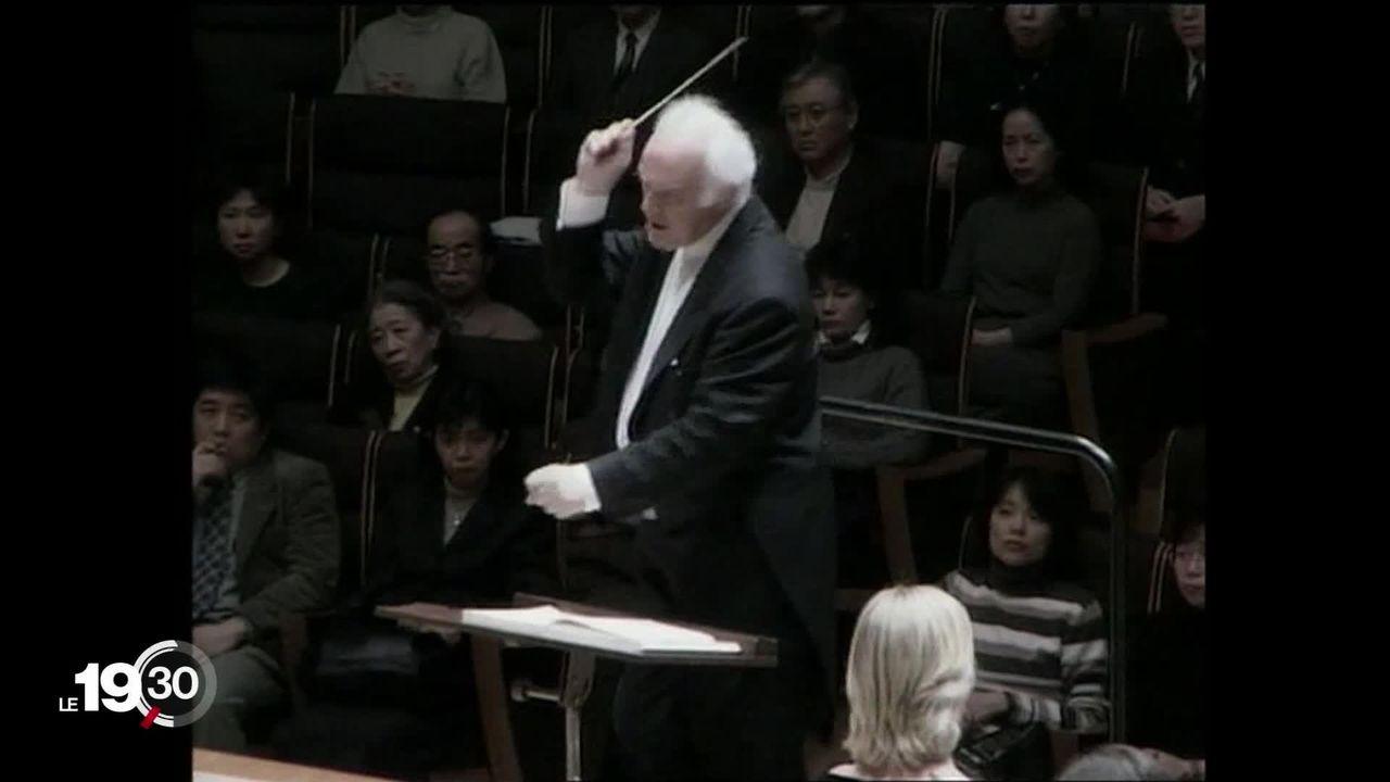 Le chef de chœur et d'orchestre fribourgeois Michel Corboz, s'est éteint à l'âge de 87 ans. [RTS]