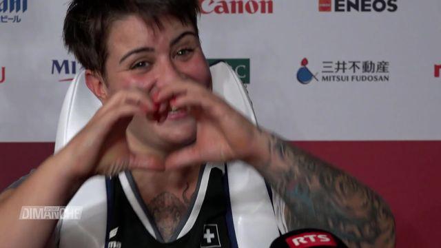 Jeux Paralympiques: Cynthia Mathez et Sofia Gonzales [RTS]