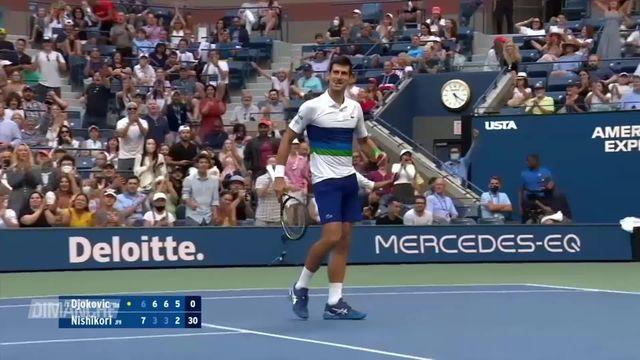 Tennis: Djokovic vise un 21e titre de Grand Chelem [RTS]