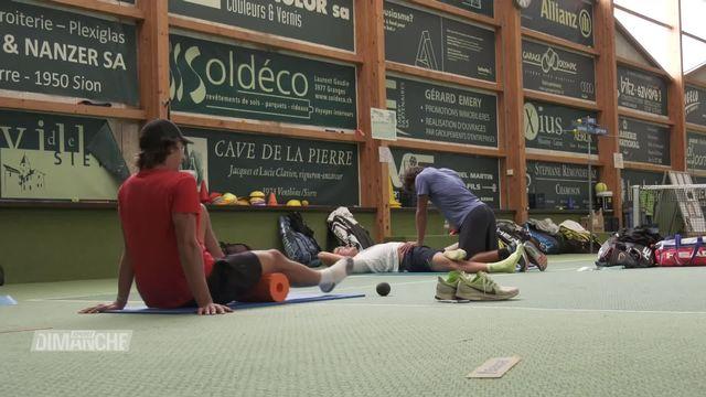 Tennis: le difficile parcours des challengers [RTS]