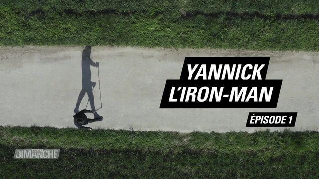 Le Mag: Yannick l'Iron-Man, épisode 1 [RTS]