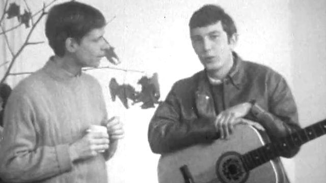 Bernard Pichon et Michel Bühler [RTS]