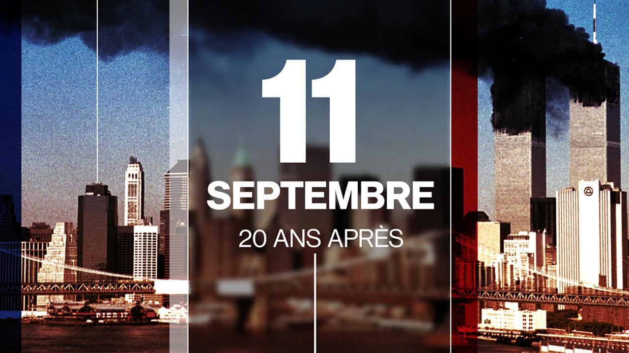 La semaine spéciale pour les 20 ans du 11 Septembre. [RTS]