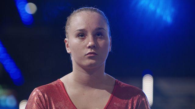 """Anastasia Budiashkina est """"Olga"""", dans le film du même nom signé Elie Grappe. [Point Prod]"""