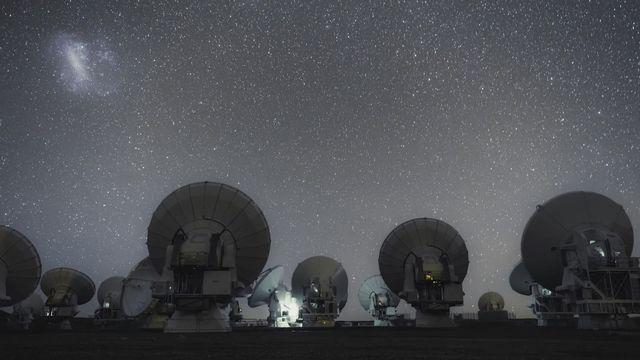 Cosmos: en quête de nos origines. [RTS]