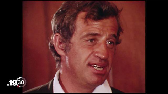 Figure sacrée du cinéma français, le comédien Jean-Paul Belmondo est décédé à l'âge de 88 ans [RTS]