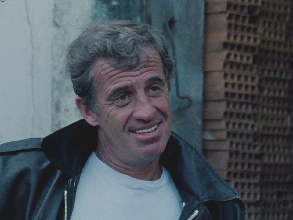 Rencontre avec Jean-Paul Belmondo [RTS]