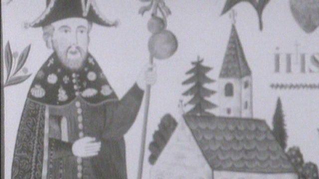 Peinture du peintre Le Déserteur [TSR 1959]