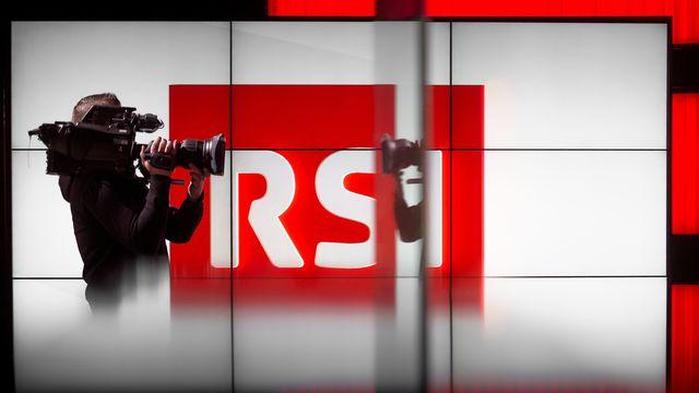 La RSI va supprimer 45 postes à plein temps d'ici fin 2022 [Pablo Gianinazzi - Keystone/Ti-Press]