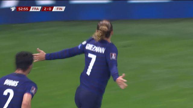 Griezmann offre la victoire à la France, les Pays-Bas punissent la Turquie et le Portugal facile en Azerbaijan [RTS]