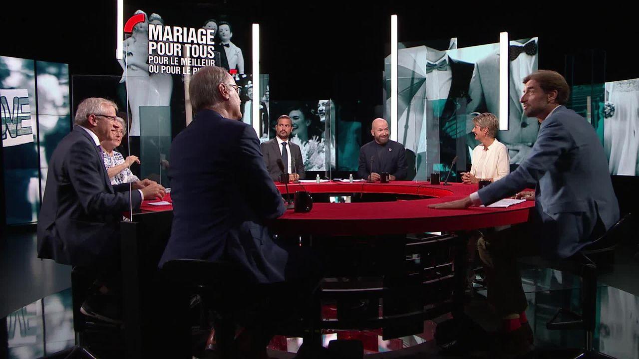 Mariage pour tous, pour le meilleur ou pour le pire? [RTS]