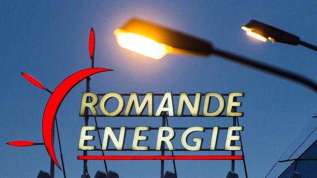 Romande Energie.  [Keystone]