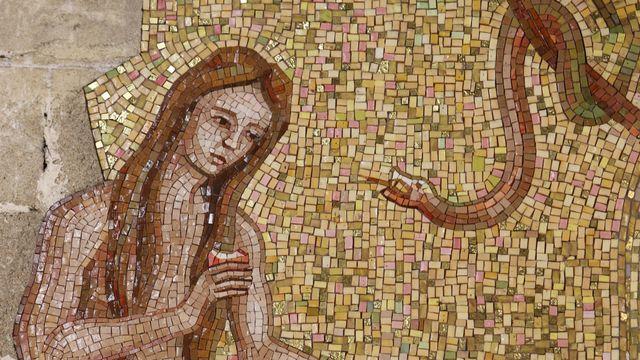 Eve: les mythes bibliques. [©Julian Kumar/Godong/Leemage - AFP]