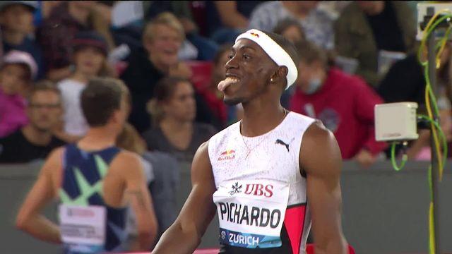 Finale, triple saut messieurs: le Portugais Pedro Pichardo remporte le concours avec un saut à 17.70 [RTS]