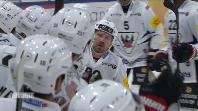 Hockey: Ambri-Piota - Fribourg-Gottéron (6-2) [RTS]