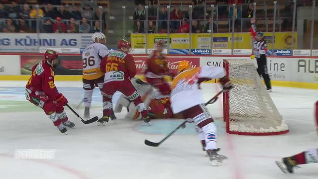 Hockey: Langnau - Genève (4-5tb) [RTS]