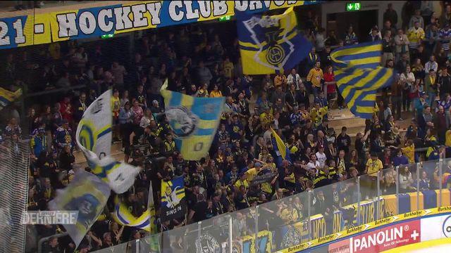 Hockey: Davos - Berne (3-1) [RTS]