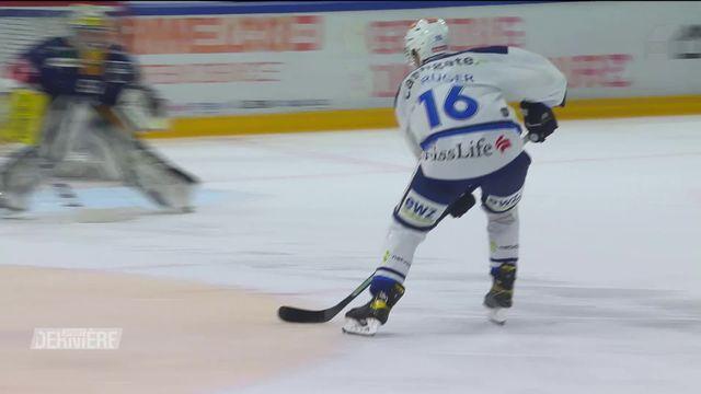 Hockey: Zoug - Zurich (5-4ap) [RTS]