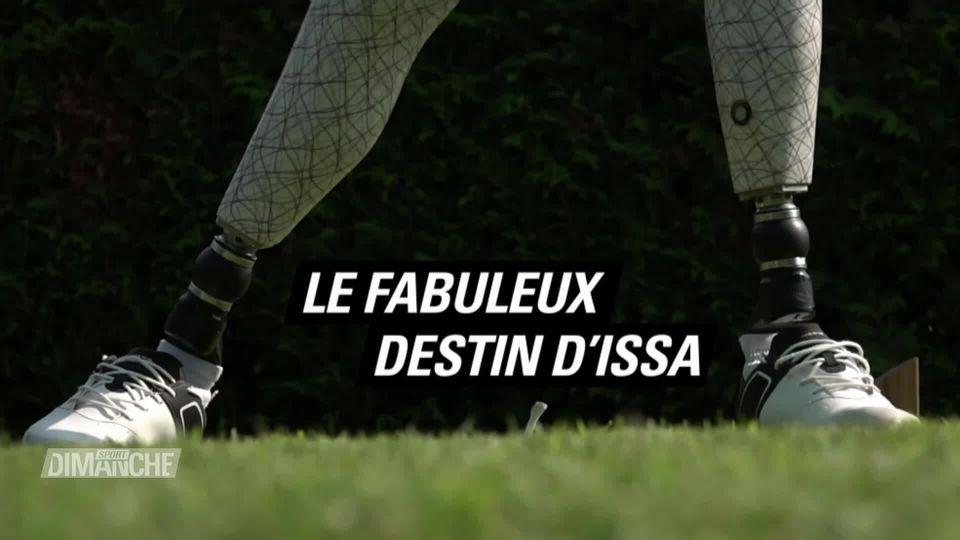 Le Mag: Le fabuleux destin d'Issa [RTS]