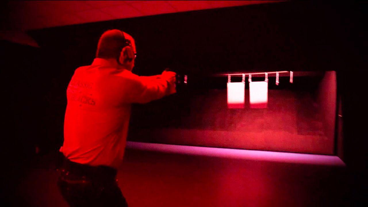 Mise au point - L'arme fatale. [RTS]