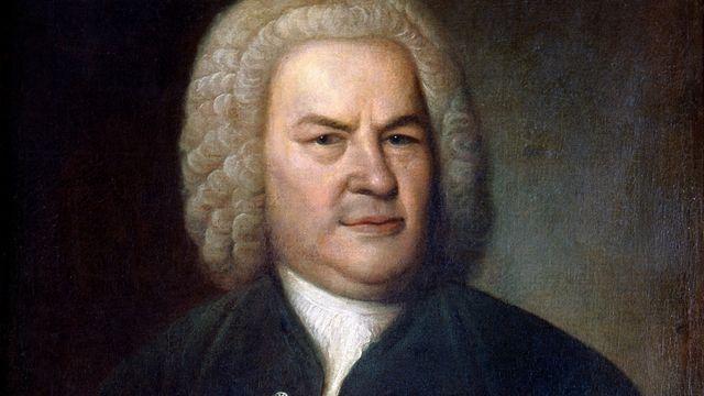 Le compositeur Jean-Sébastien Bach. [Elias Gottleib Haussmann - Leemage via AFP]