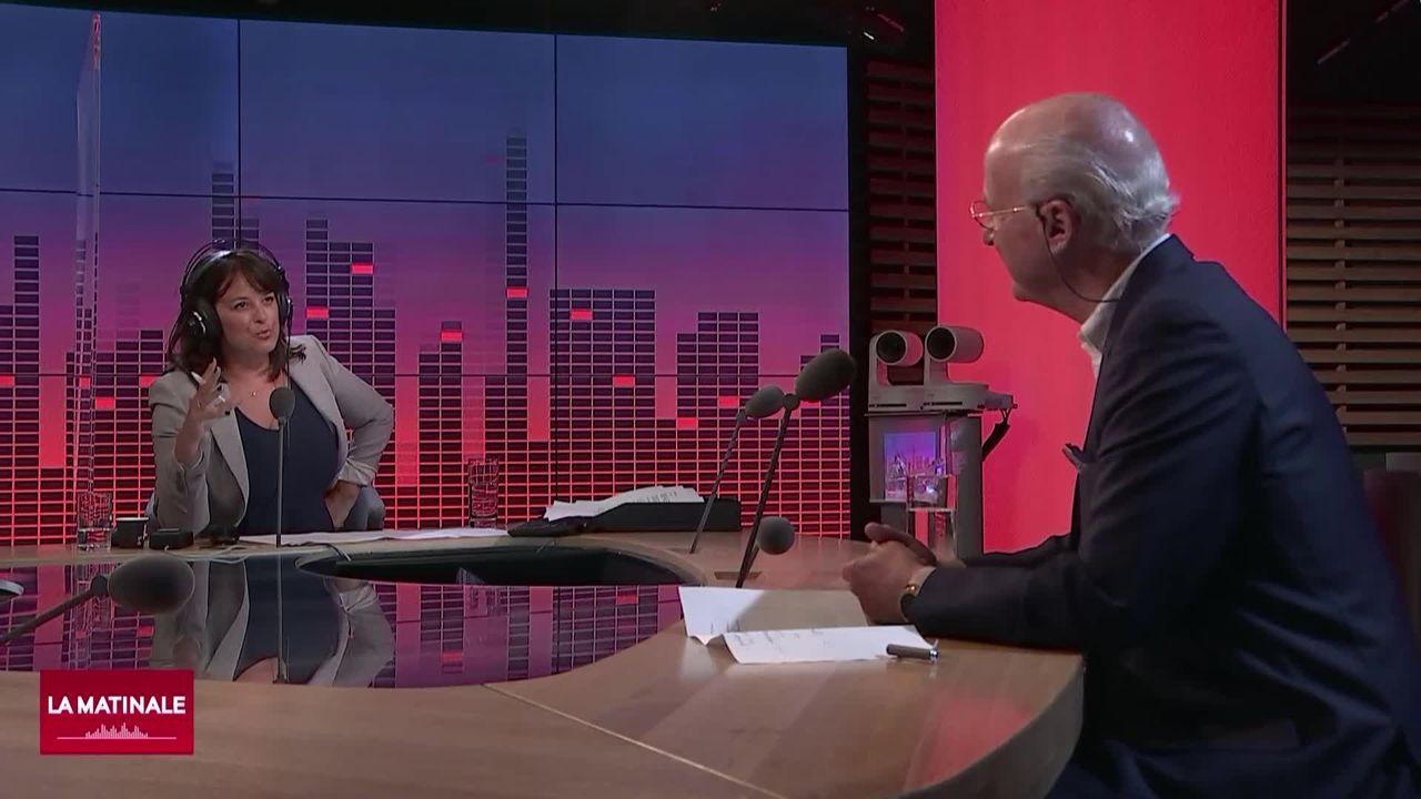 Une vague de pénuries et de hausses de prix frappent la majorité des secteurs: interview de Stéphane Garelli (vidéo) [RTS]