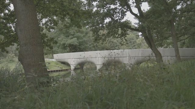 Un pont de 29 mètres construit avec une imprimante 3D aux Pays-Bas [RTS]