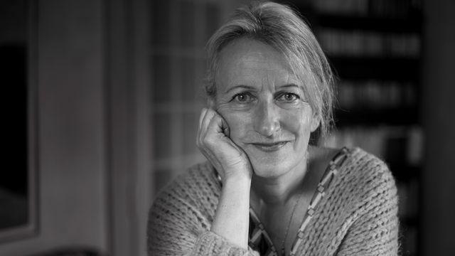 L'auteure Anne Brécart. [Romain Guélat  - Editions Zoé]