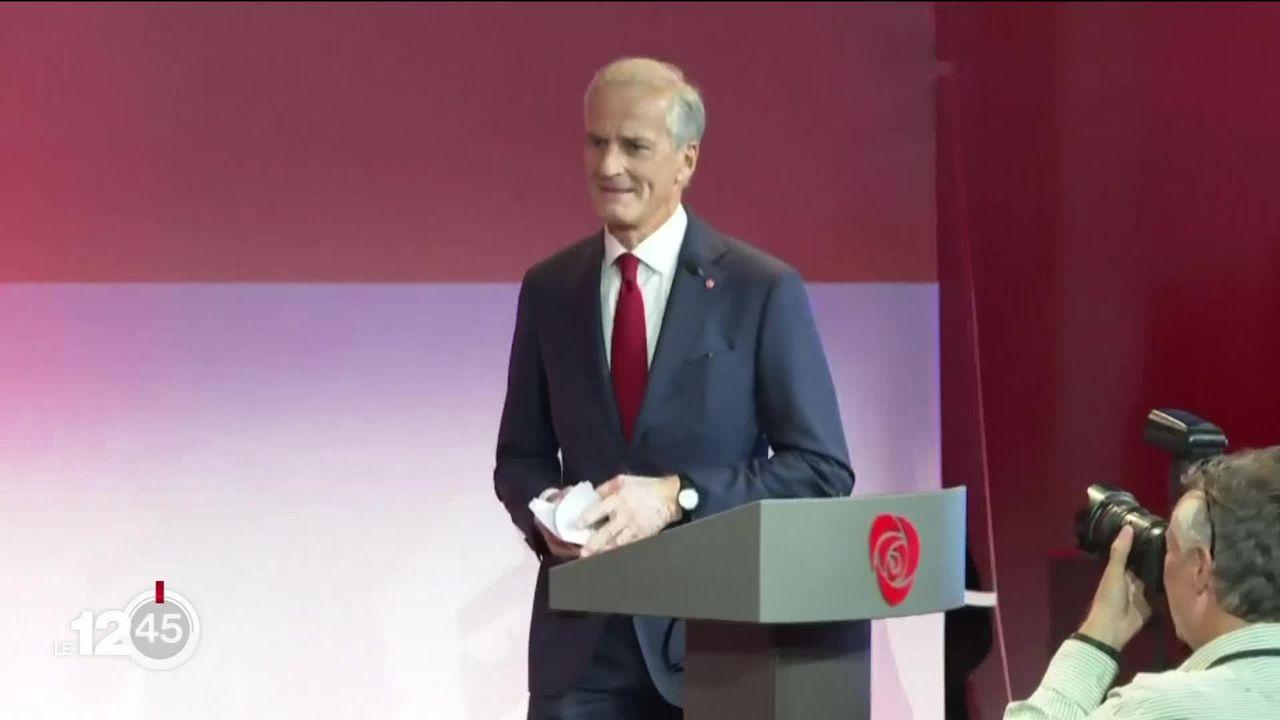 Norvège, défaite des conservateurs [RTS]